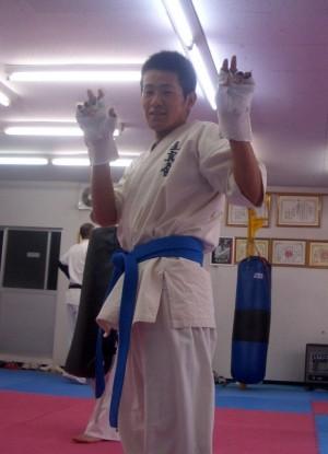 亀田直樹選手